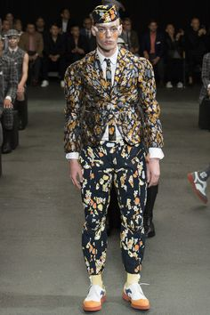 Thom Browne, spring/summer 2015 menswear