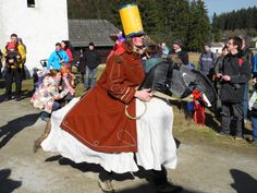 One of the man photos of Fašiangy celebrations which took place this week in Slovakia.  You can learn more about this festival by listening to the special feature: http://en.rsi.rtvs.sk/clanok/rubriky/society-and-culture/fat-tuesday-mardi-gras-or-fasiangy