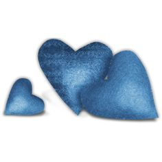 1 ❤ liked on Polyvore featuring hearts, effects, fillers, blue and backgrounds