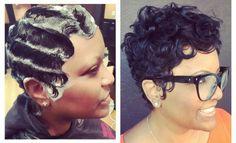 Waves N curls