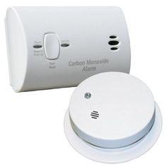 Kidde Smoke and (CO) Carbon Monoxide Alarm Value I9040E KN-COB-LP2  <<NOT INTERCONNECTED >>