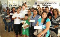 SEMANARIO BALUN CANAN: Da Ayuda Humanitaria Diputado Gerardo Álvarez