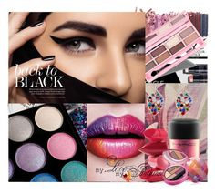 """MAKEUP"" by mmsbeg ❤ liked on Polyvore featuring beauty, Graham & Brown, MAC Cosmetics, Rossetto and Elizabeth Arden"