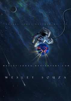 In Space By WesleySouza On Deviantart  Wesley Souza