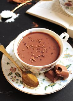 Lindt Italian Hot Chocolate-Ciccolata Calda