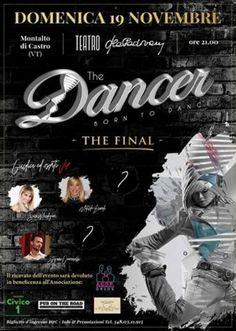 """Al Lea Padovani finale di """"The Dancer"""" il cuore nobile della danza domenica 19 novembre"""