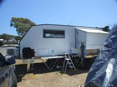 Building a caravan from scratch... @ ExplorOz Forum