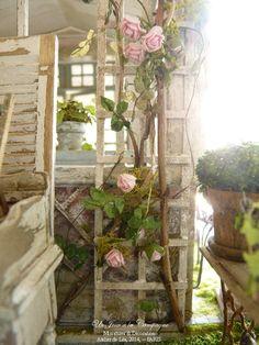*♥ Atelier de Léa - Un Jour à la Campagne ♥*: Pâques champêtre