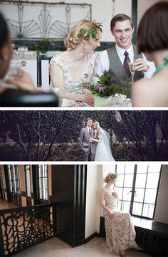 Art Deco Wedding   Chicago Photography