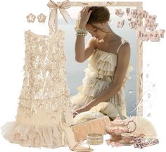"""Pretty Ruffles"" by tracireuer ❤ liked on Polyvore"
