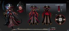 Demon Hunter Armor set. This is a fan piece. Can't wait for Legion! I am not…