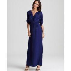 Fall Maxi Dress.  LOVE IT!