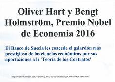 Nobel Economía 2016