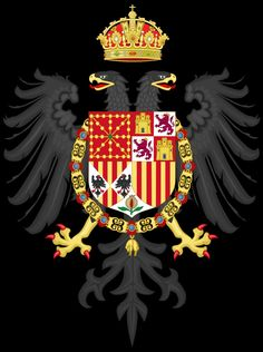 Here is the coat of arms of Isabella of Portugal. Recall that it is in Africa that the Lion is regarded as The Ruler of the Forest. That symbol was taken to Europe by the First Settlers from Africa.