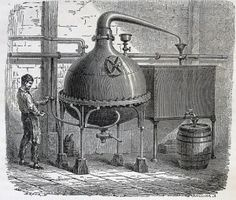 Distilling essential oils household-tips
