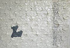 Best black sheep - 2013 - fabric, oil paint - 1500*1000