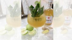 Nach Aperol, Hugo & Co. kommt jetzt 'Franz' in die Bars. Wir zeigen, wie der erfrischende Sommer-Drink gemacht wird.