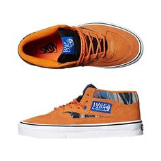 25d38be725 New Vans Half Cab Inca Shoe Mens Casual Shoe