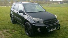 RAV 4 black edition