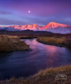 "500px / Photo """"SIERRA SUNRISE"""" by James Fougere"