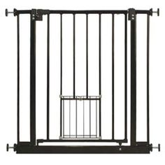 Buy Barkshire Metal Pet Gate With Cat Flap At Guaranteed Cheapest Prices  With Express U0026 Free