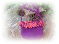 Handtasche - Dirndltasche (Oktoberfest)kleine Umhängetasche - ein Designerstück von Taschenatelier bei DaWanda