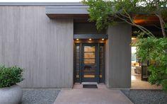 house, wall + garden | entry ~ erich remash architect