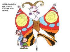 Mãe, querida mãe! - pré mourão Asa, Princess Zelda, Fictional Characters, Dear Mom, Kids Story Books, Mothers Day Ideas, Sons, Butterfly, Paper