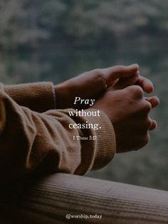 Pray Without Ceasing, Encouraging Bible Verses, Christian Girls, Trust God, Word Of God, Gods Love, The Voice, Encouragement, Faith