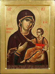 Παναγία Βηματάρισσα / Theotokos Vimatarissa