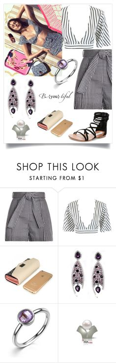 """""""Pretty Day"""" by freida-adams ❤ liked on Polyvore featuring Zimmermann and Steve Madden"""