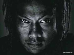 Tana Umaga of the All Blacks