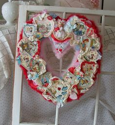I Love You Valentine Wreath | Flickr - Photo Sharing!