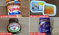 The easiest kitchen hacks of all time revealed | Daily Mail Online