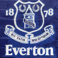 Everton Badge, Everton Fc, Premier League, Football, Club, Display, Backgrounds, Soccer, Futbol