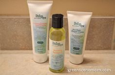 BabySpa natural baby products are made from all-natural ingredients