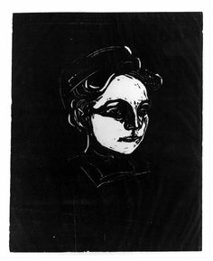 Edvard Munch | Woodblock