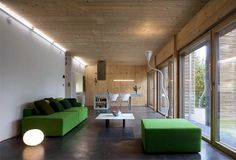 Karawitz Architecture's Modern French Passivhaus Design