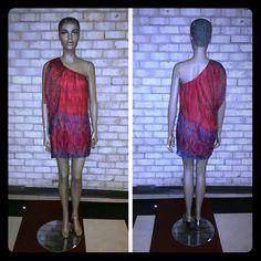 Dresses & Skirts - One sleeve dress