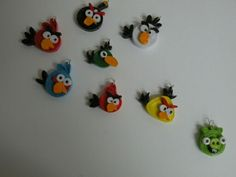 My son loves angry bird. Will make with him.