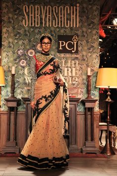 Sarees and Lehngas - Bollywood Style