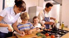 Uma semana mágica...  Com direito a família na cozinha...  #websol @familiasunidas