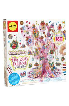 Alex® Toys 'Fantasy Forest' Jewelry Making Kit with Shrinky Dinks® | Nordstrom