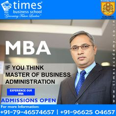 Admission open for MBA in Times Business School