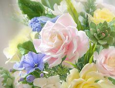 Композиции : Букет Lovely Garden - Fito Art