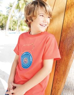 Discover our exciting range of boys' tops and T-shirts at Boden. Take your pick from comfy polos and classic Bretons to bold T-shirts in unique prints. Boy Haircuts Long, Little Boy Hairstyles, Shaggy Haircuts, Boys Long Hairstyles, Boy Shaggy Haircut, Kids Cuts, Boy Cuts, Little Boy Fashion, Kids Fashion
