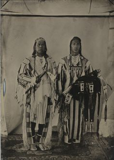 Series of tintypes made by Will Dunniway for Book, Plains Indians Regalia and Customs by Bad Hand. Plains Indians, First Nations, Crow, Nativity, Africa, Bird, Pictures, Painting, Men