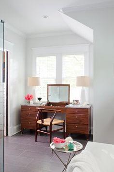 Clairemont Whole House Renovation - contemporary - bathroom - atlanta - TerraCotta Properties