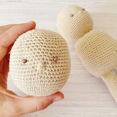 curso básico de crochet para principiantes - Ahuyama Crochet Fruit, Instagram Posts, Link, Ideas, World, Mermaid Tail Blanket, Cat Ears, Beginner Crochet, Step By Step Instructions