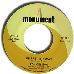 I danced until my stomach hurt to this Pretty Woman by Roy Orbison Old Records, Vinyl Records, Silly Love Songs, Roy Orbison, 60s Music, Sing To Me, Oldies But Goodies, My Favorite Music, Childhood